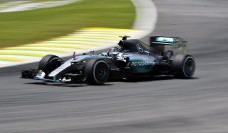 F1, Brasile: Rosberg ancora in pole, poi Hamilton e Vettel