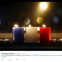 Parigi sotto attacco, #bougiespourparis: una candela si accende nelle case su Twitter