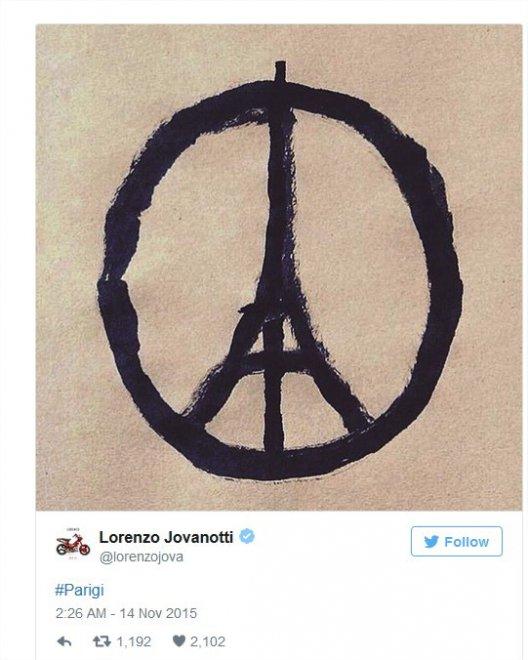 Parigi sotto attacco, da Jovanotti a Johnny Hallyday: il cordoglio delle star sui social