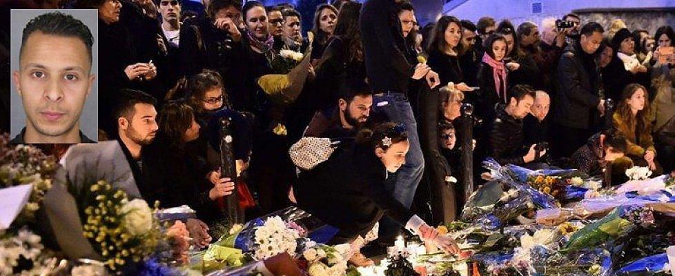 Parigi, caccia all'uomo in tutta Europa. Diffusa la foto dell'ottavo killer. Bombe francesi su Raqqa