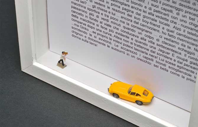 """La """"Motoring Art"""" su Ebay per beneficienza"""