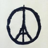 Solidarietà in un tratto di matita: artisti disegnano per Parigi