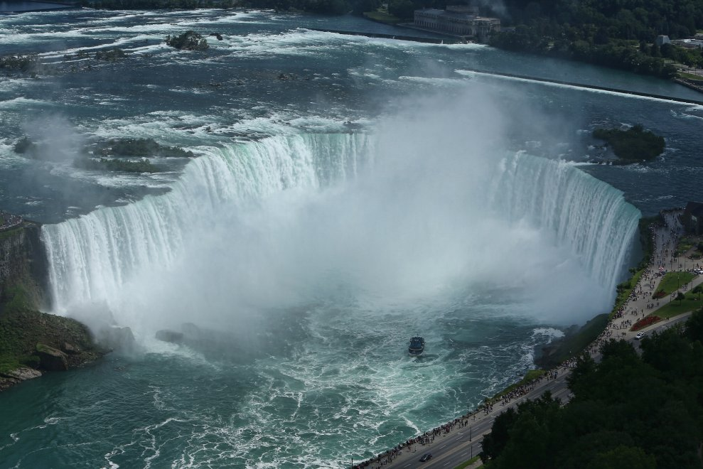 La natura una sorpresa le cascate pi spettacolari del for Foto spettacolari per desktop