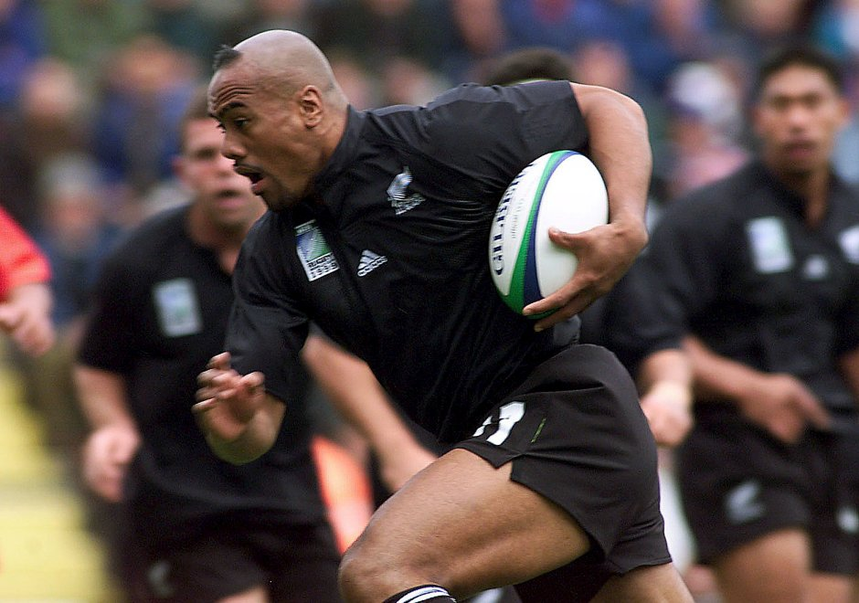 All Blacks, muore a 40 anni Jonah Lomu leggenda del rugby