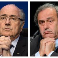 Fifa: respinto il ricorso di Blatter e Platini, confermata la sospensione
