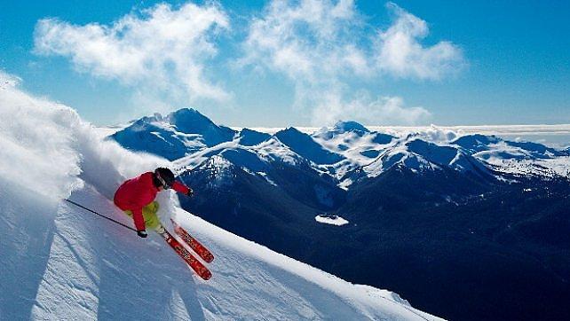 Trentino o Iran, neve perfetta