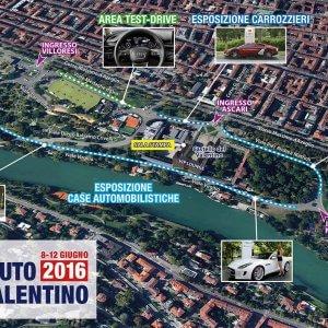 Salone Torino 2016 pronto al debutto