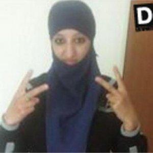 La donna kamikaze, è la prima nel cuore d'Europa