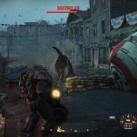 Fallout 4, immagini dal dopobomba