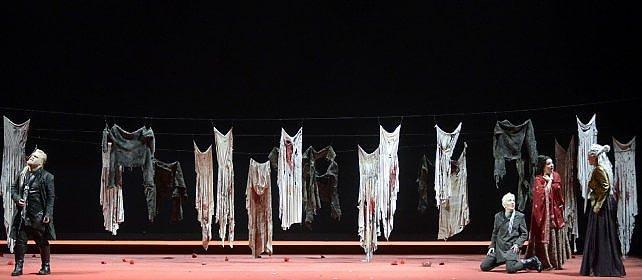 Idomeneo di Mozart     Vd:  Tate  , inaugurazione sobria