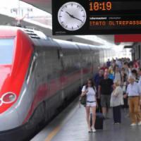 """L'Internet delle cose anche sul treno: ecco la stazione """"smart"""" di Ferrovie"""