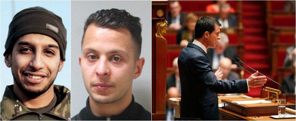 """Terrorismo, Abaaoud morto nel blitz. Valls: """"Non sappiamo se Salah si trovi in Francia o in Belgio"""""""