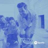 Spotify manda i neo-genitori in congedo con il 100% di stipendio per sei mesi