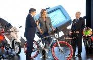 Piaggio ecco la web-bici sempre connessa al web