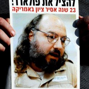 Usa, liberata dopo 30 anni spia israeliana Jonathan Pollard
