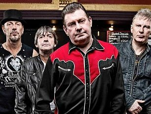 Il rock riaccende Parigi con gli Stiff Little Fingers