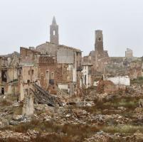 Spagna. Il villaggio che il Caudillo lasciò fantasma
