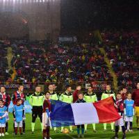 Bologna-Roma, il film della partita