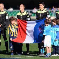 Verona-Napoli, il film della partita