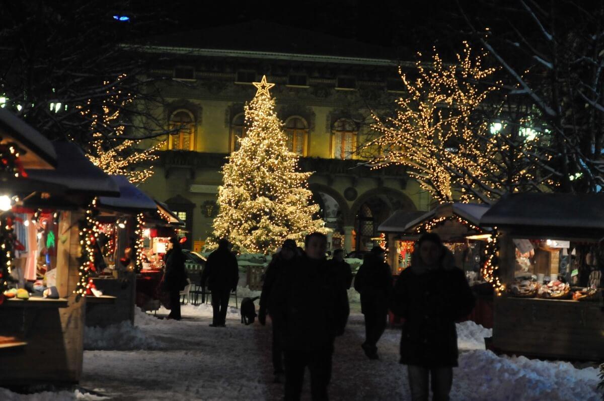 Natale 2015 i mercatini di natale pi economici da for Mercatini di natale trieste