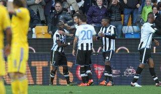 Udinese-Sampdoria 1-0: Badu fa respirare Colantuono, amara la prima di Montella