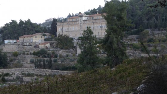 A betlemme in arrivo un nuovo muro a rischio il vigneto for Coltelli antichi italiani