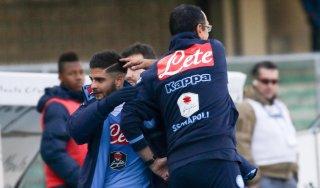 Napoli, operazione primato: appuntamento all'Inter