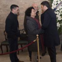 """Renzi a Venezia, ultimo saluto alla Solesin: """"Ciao Valeria"""""""