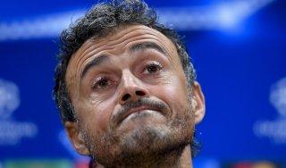 """Barcellona, Luis Enrique: """"Spero la Roma di qualifichi, ma sono pagato per vincere"""""""