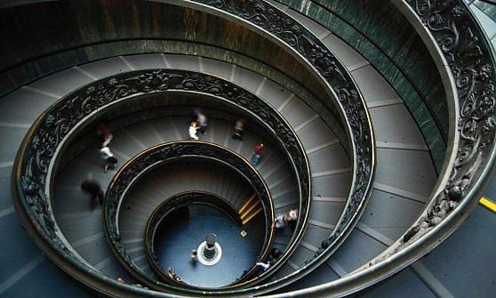 """Musei vaticani, 6 milioni di visitatori in """"pellegrinaggio"""""""