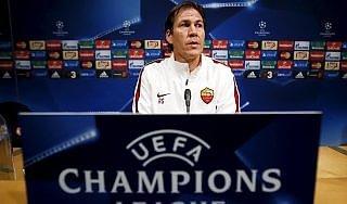 """Roma, Garcia:  """"Barça non invincibile, possiamo farcela"""""""
