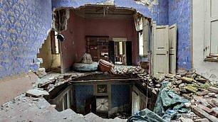 Uno squarcio nel lusso Ville abbandonate d'Italia