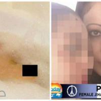 """Attentati Parigi, donna scambiata per terrorista: """"E' mia la foto nella vasca da bagno"""""""