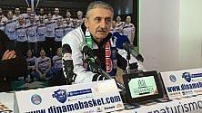 """Sassari, ecco Calvani  """"Si riparte dalla difesa''"""