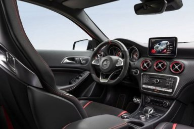Mercedes  GLA Shooting Brake AMG