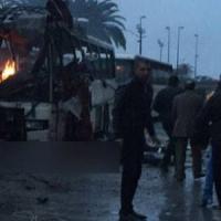 Tunisia, esplode bus guardie presidenziali a Tunisi: morti e feriti