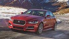 Nuova Jaguar XE, 4 ruote motrici che passione