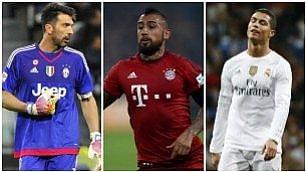 Uefa, si sceglie la top 11 dell'anno Cinque italiani in corsa tra i big