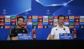 Juventus, Allegri non fa calcoli: ''Vincere per blindare la qualificazione''
