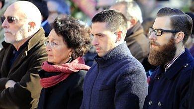 """Addio a Valeria con inni d'Italia e Francia  Il padre: """"Giovani non si arrendano"""""""