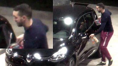 Caccia ai due ricercati: Abrini e Salah    Foto: l'altro terrorista