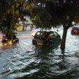 Nubifragio su Palermo  strade allagate e traffico in tilt