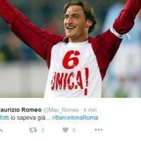 Champions, disfatta Roma a Barcellona: l'ironia su Twitter