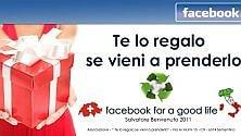 L'ecologia si fa social Su Facebook seconda vita per gli oggetti