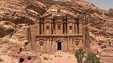 Street View, un viaggio tra le rovine di Petra