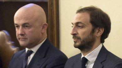 """Fittipaldi: """"La mia giornata surreale  alla sbarra nel tribunale del Papa"""""""