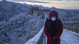 Cina sotto zero, scenari da fiaba