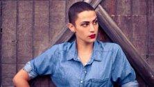 Il tumore non mi ferma: Danya perde i capelli ma fa la modella