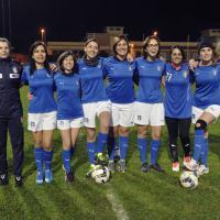 La politica in campo contro la violenza sulle donne: nasce la Nazionale parlamentare femminile di calcio