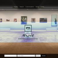 MuVir, l'arte delle banche in rete